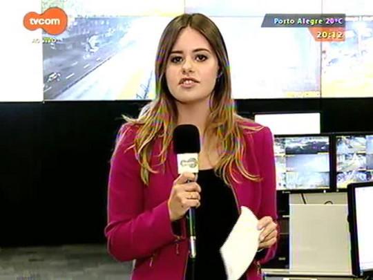 TVCOM 20 Horas - O que você perguntaria para um político caso encontrasse ele na rua? - 25/09/2015