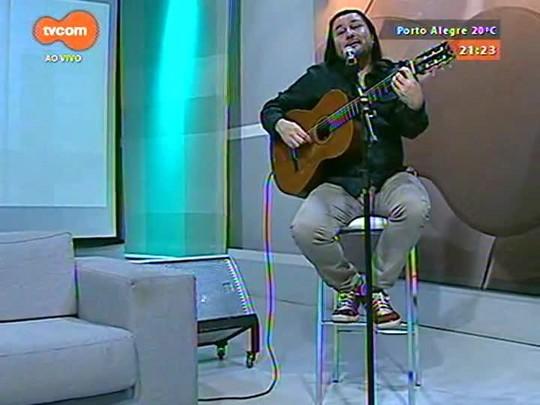 TVCOM Tudo Mais - Leandro Maia embarca para a Inglaterra para representar o Brasil em estudo sobre a Música Popular Brasileira