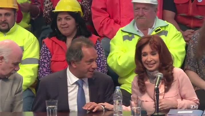 Argentina escolhe presidente