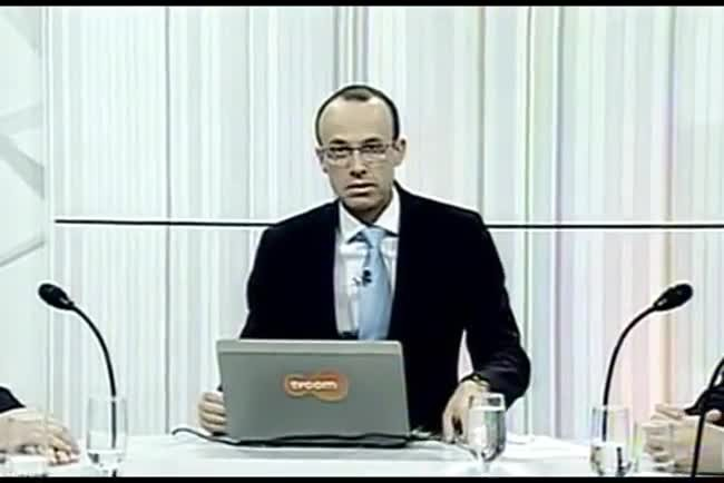TVCOM Conversas Cruzadas. 3º Bloco. 29.01.16