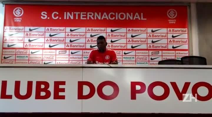 Paulão comenta a afirmação no Inter