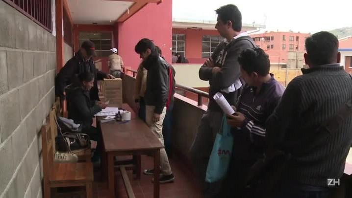 Bolívia rejeita quarto mandato de Evo Morales