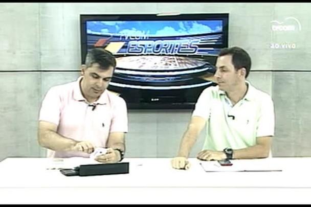 TVCOM Esportes. 2º Bloco. 04.03.16