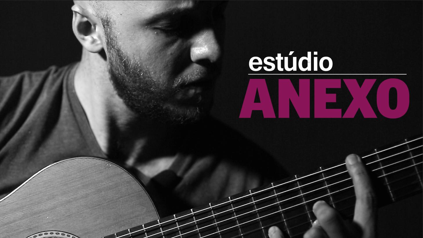 Estúdio Anexo | Felipe Coelho