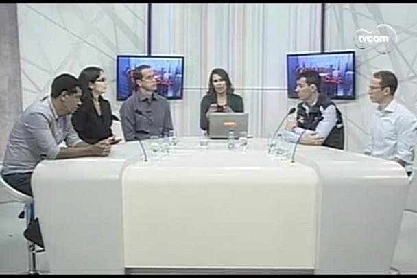 TVCOM Conversas Cruzadas. 2º Bloco. 26.04.16
