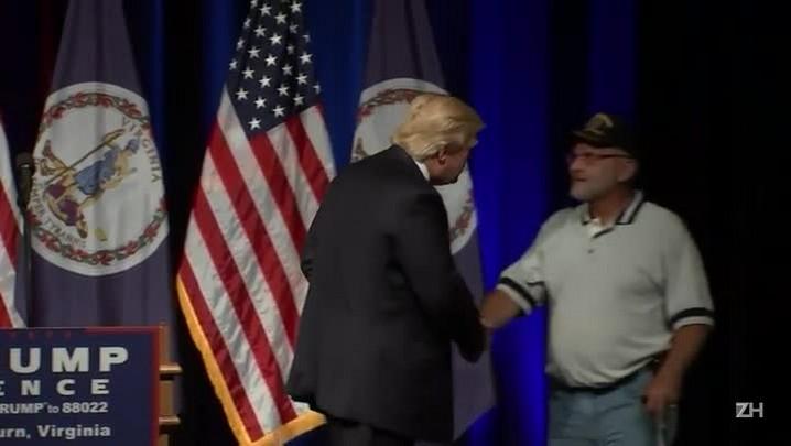 Um \'presente fácil\' para Trump