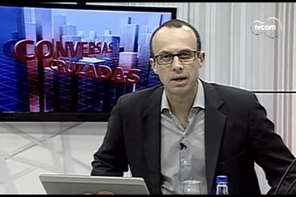 TVCOM Conversas Cruzadas. 3º Bloco. 16.08.16
