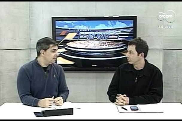 TVCOM Esportes. 3º Bloco. 19.08.16