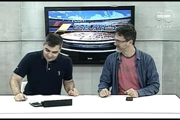 TVCOM Esportes. 1º Bloco. 30.08.16