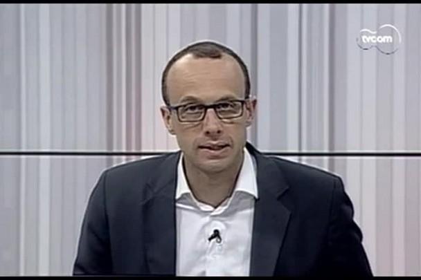 TVCOM Conversas Cruzadas. 1º Bloco. 06.09.16