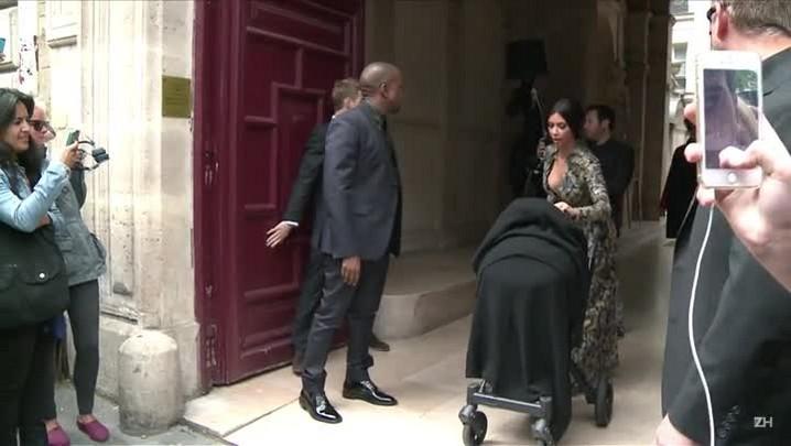 Kim Kardashian assaltada em Paris