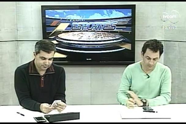 TVCOM Esportes. 2º Bloco. 21.10.16