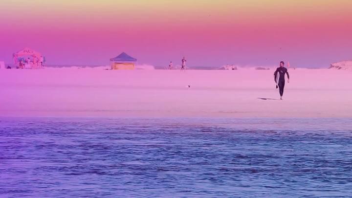 Guarda do Embaú aguarda título de única Reserva Mundial do Surfe no Brasil