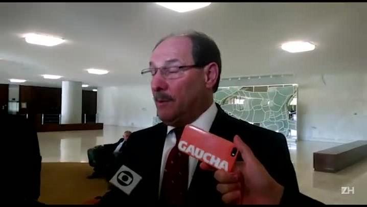"""Sartori sobre confrontos na Praça da Matriz: \""""lamentável que exista este tipo de provocação\"""""""