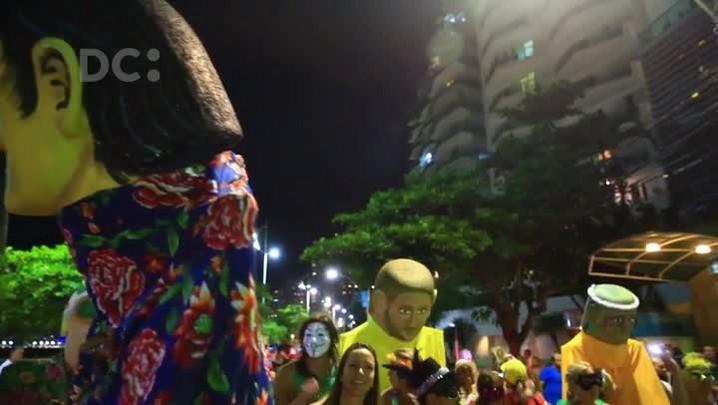 Carnaval de Balneário Camboriú: resgate às antigas tradições