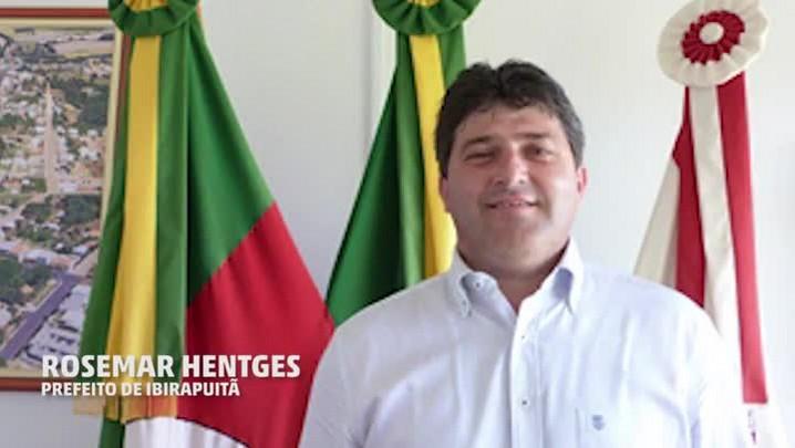 Entrevista: Rosemar Hentges, prefeito de Ibirapuitã