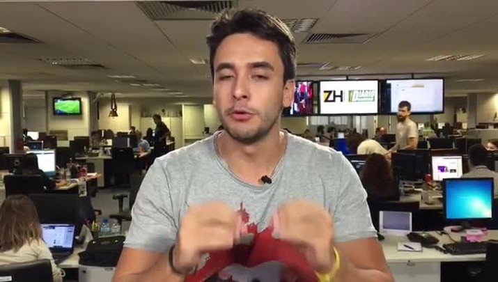 #Central de Esportes: Marcos Bertoncello atualiza as informações de Inter x Cruzeiro