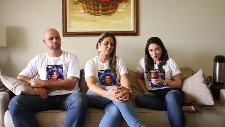 Familiares de Ieda falam sobre decisão do BBB