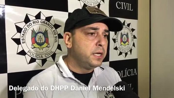 Delegado fala sobre investigação da morte de juiz em Porto Alegre