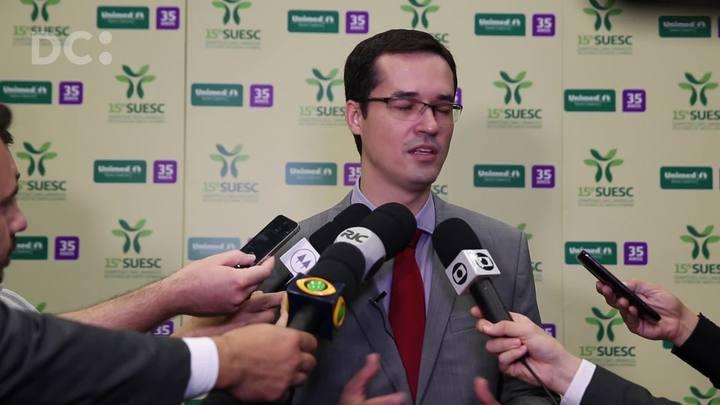 Deltan Dallagnol fala sobre corrupção, reformas e delação premiada