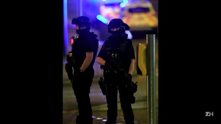 Mortes em Manchester após show