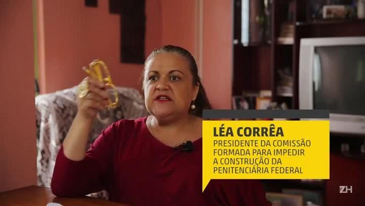 Moradores de Eldorado do Sul estão divididos com chegada de prisão federal