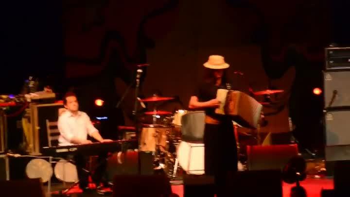 Show de Robert Plant em Porto Alegre