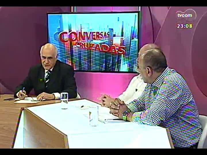 Conversas Cruzadas - Sistema penitenciário - Bloco 4 - 16/01/2013