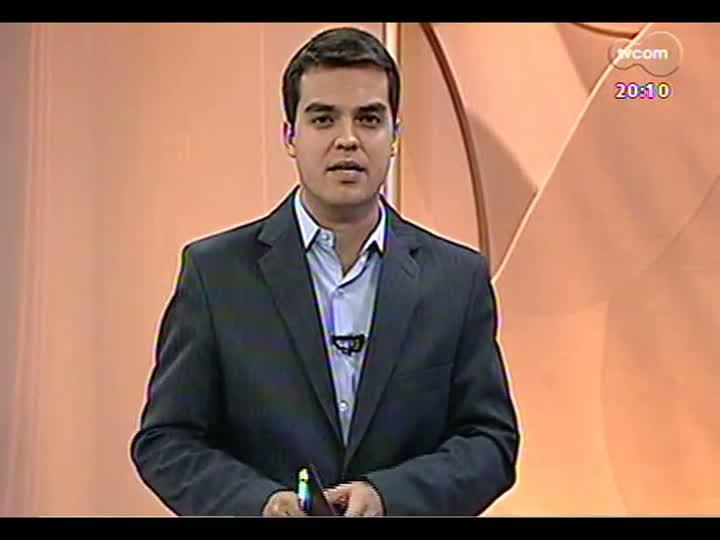 TVCOM 20 Horas - 16/01/2013 - Bloco 2 - Prefeitos enfrentam dificuldades financeiras