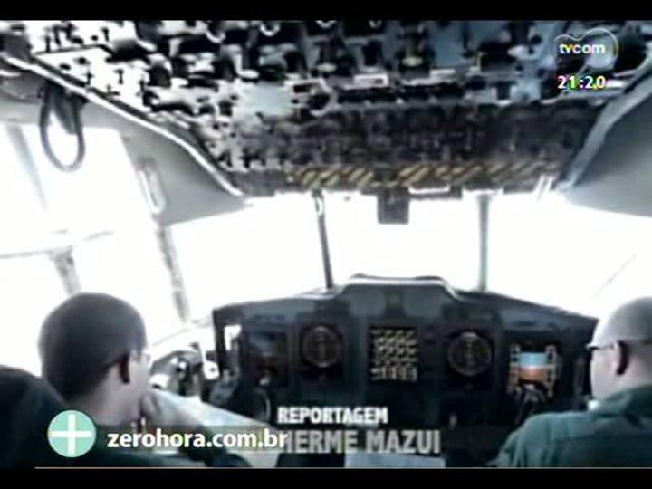 TVCOM Tudo Mais - Operação das Forças Armadas na Antártida