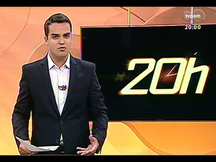 TVCOM 20 Horas - Operação tartaruga - Bloco 1 - 19/02/2013
