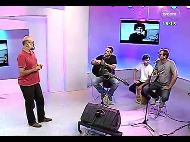 Programa do Roger - Banda ManiMani lança clipe - bloco 3 - 27/02/2013