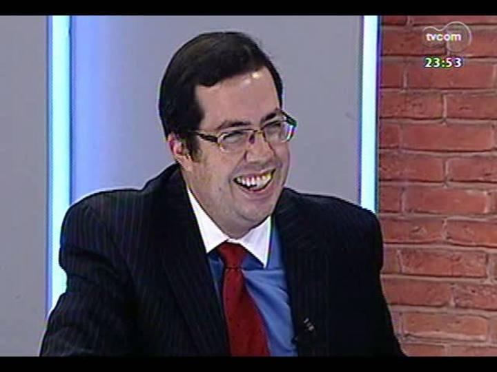 Mãos e Mentes - Professor e tradutor de TI Carlos Fernando Paleo Rocha - Bloco 3 - 11/03/2013