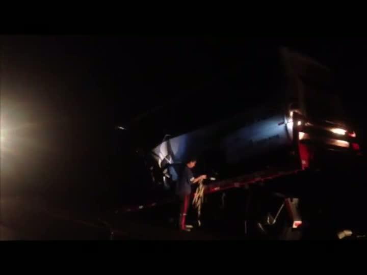 Acidente na Estrada do Mar deixa três mortos e mais de 20 feridos. 28/03/2013