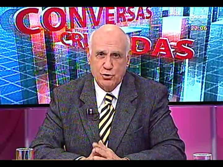 Conversas Cruzadas - Debate sobre as suspeitas de irregularidades no plano de saúde da Procempa - Bloco 1 - 29/05/2013