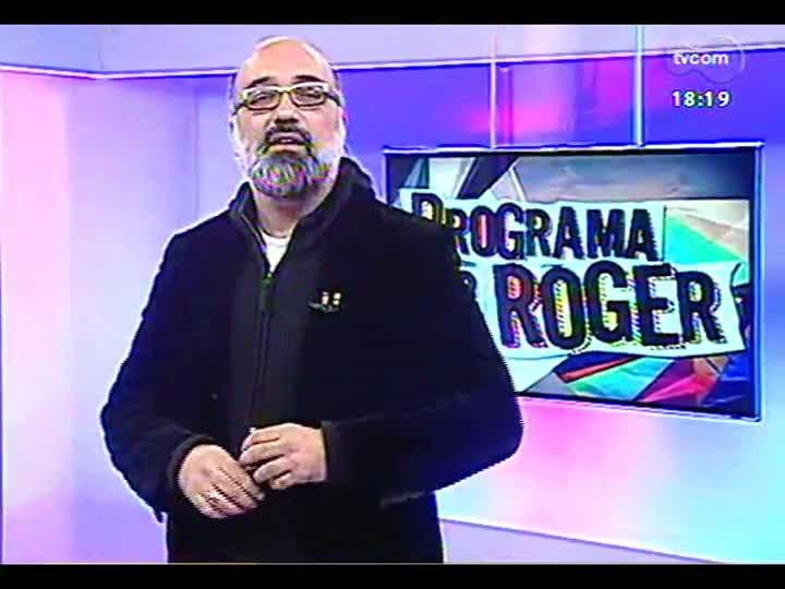 Programa do Roger - Confira a apresentação das Mariposas Cantantes - bloco 4 - 02/07/2013