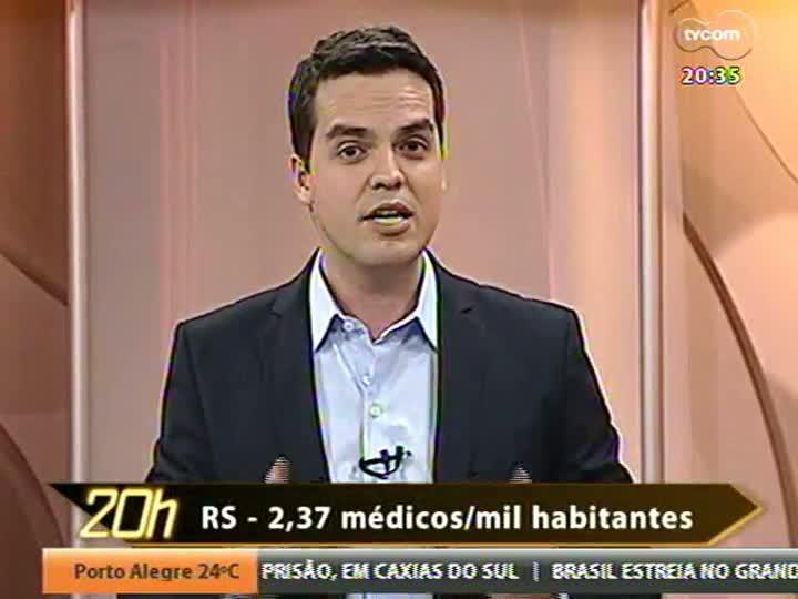 """TVCOM 20 Horas - Confira mais uma reportagem da série \""""Pesadelo na saúde\"""" - Bloco 3 - 01/08/2013"""