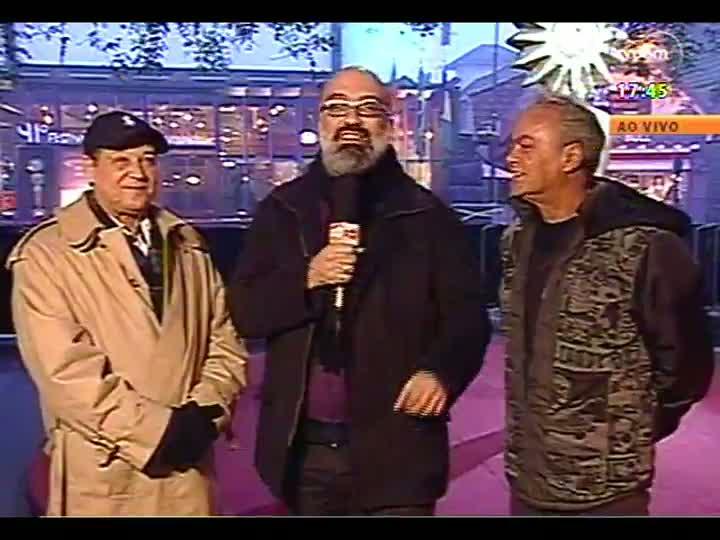 Programa do Roger - Direto do Festival de Gramado: Lerina conversa com Kadu Moliterno e André di Biase - bloco 1 - 14/08/2013