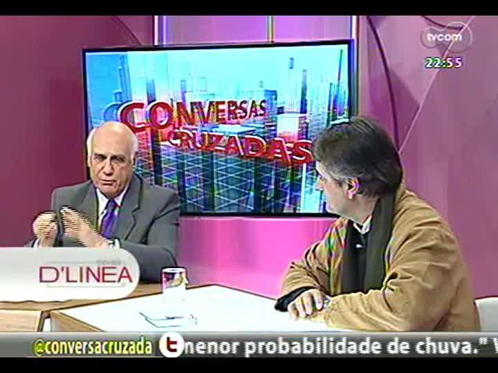 Conversas Cruzadas - Debate sobre as expectativas do agronegócio para a Expointer 2013, ano de safra recorde - Bloco 4 - 28/08/2013