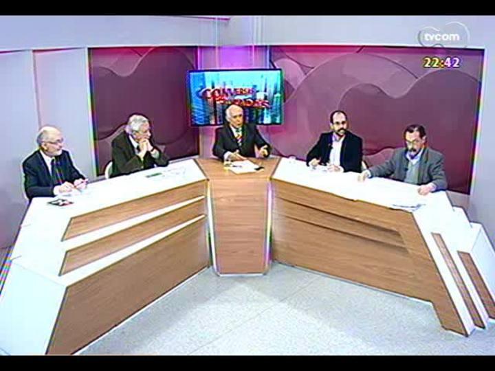 Conversas Cruzadas - Avaliação sobre os primeiros resultados do programa Mais Médicos - Bloco 2 - 17/09/2013