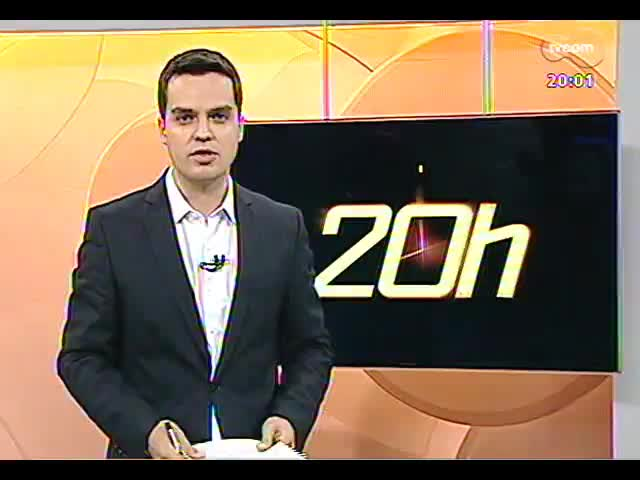 TVCOM 20 Horas - Saiba quais são os impasses que atrasam as obras dos BRTs de Porto Alegre - Bloco 1 - 23/09/2013