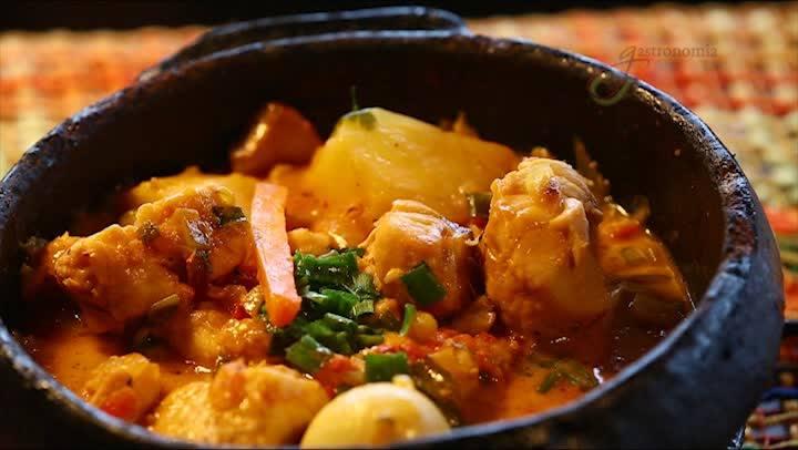 Gastronomia - Peixada Pernambucana