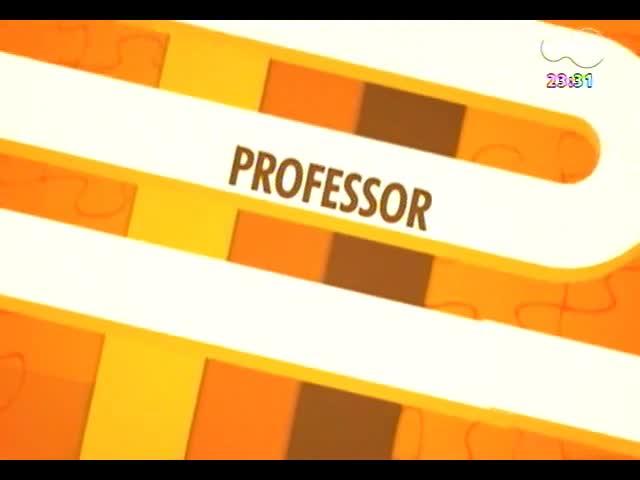 Mãos e Mentes - Professor e escritor Ari Riboldi - Bloco 1 - 08/11/2013