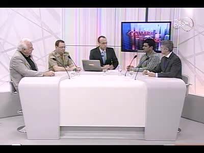 Conversas Cruzadas - Poder de polícia aos bombeiros 4ºbloco - 11/11/13