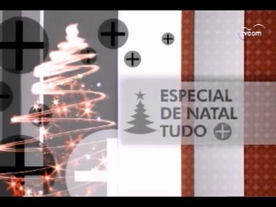 TVCOM Tudo Mais - 3o bloco - Programa Especial de Natal - 19/12/2013