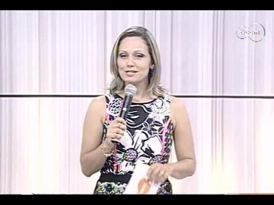 TVCOM Tudo Mais - 1o bloco - Como evitar roubo no verão - 27/12/2013