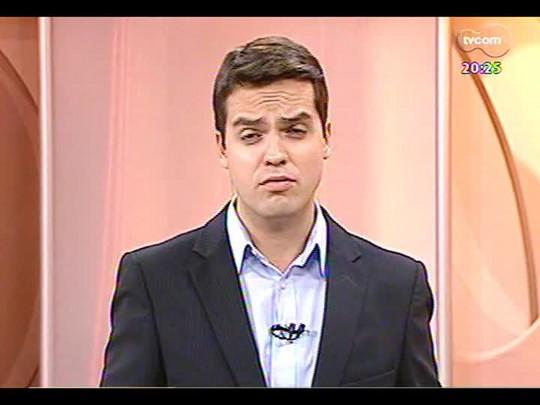 TVCOM 20 Horas - As 10 mil entradas para o jogo teste do Beira-Rio se esgotaram em 1 hora - Bloco 3 - 13/02/2014