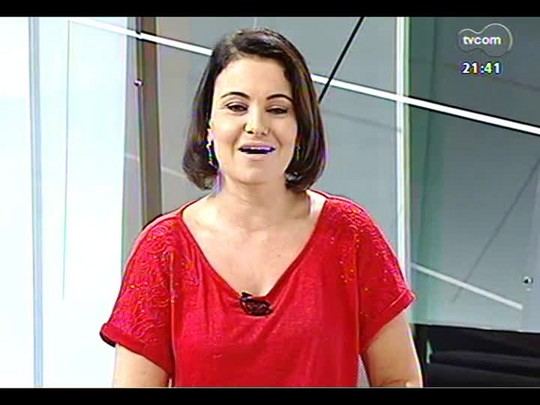 TVCOM Tudo Mais - \'Barra de Cereal\': Aline Mendes fala sobre suplemento