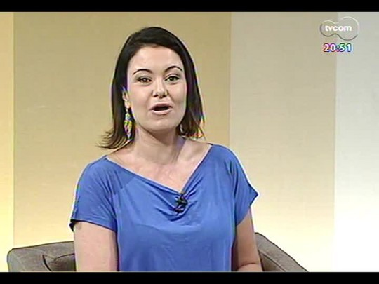 TVCOM Tudo Mais - Nova edição do \'Jogo de Damas\': encontro feito por mulheres e para mulheres - parte 1