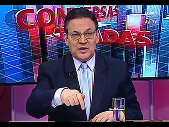Conversas Cruzadas - Debate sobre o financiamento de campanha eleitoral - Bloco 3 - 04/04/2014